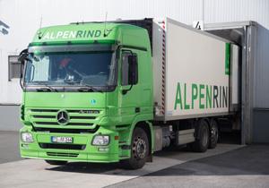 Alpenrind Salzburg Auslieferung Rindfleisch